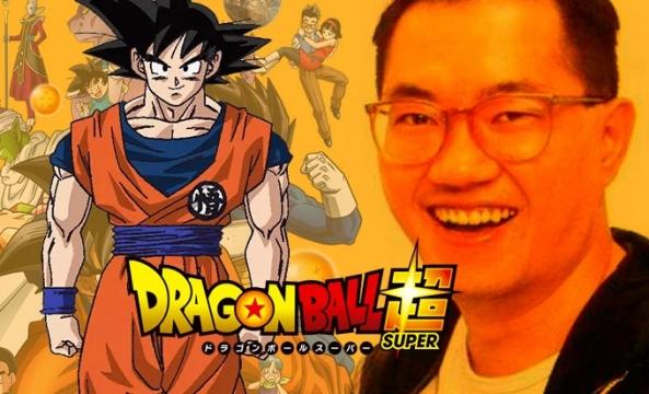 Akira Toriyama habla sobre Dragon Ball Super