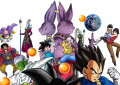 Dragon Ball Super:La aparición de Champa
