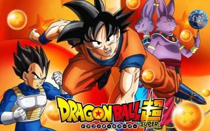 Dragon Ball Super cumple 1 año de su estreno