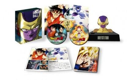 Dragon Ball Z La Resurrección de Freezer en DVD/Bluray a partir del 7 de octubre