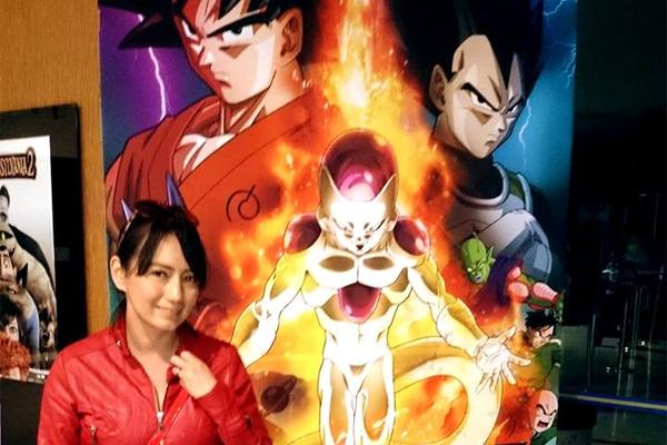 Dragon Ball Z La Resurrección de Freezer en los primeros lugares de taquilla en México