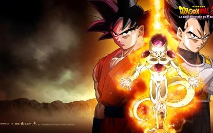 Descargar Gratis Dragon Ball Z La Resurrección de Freezer en Español y Audio Latino(4K)