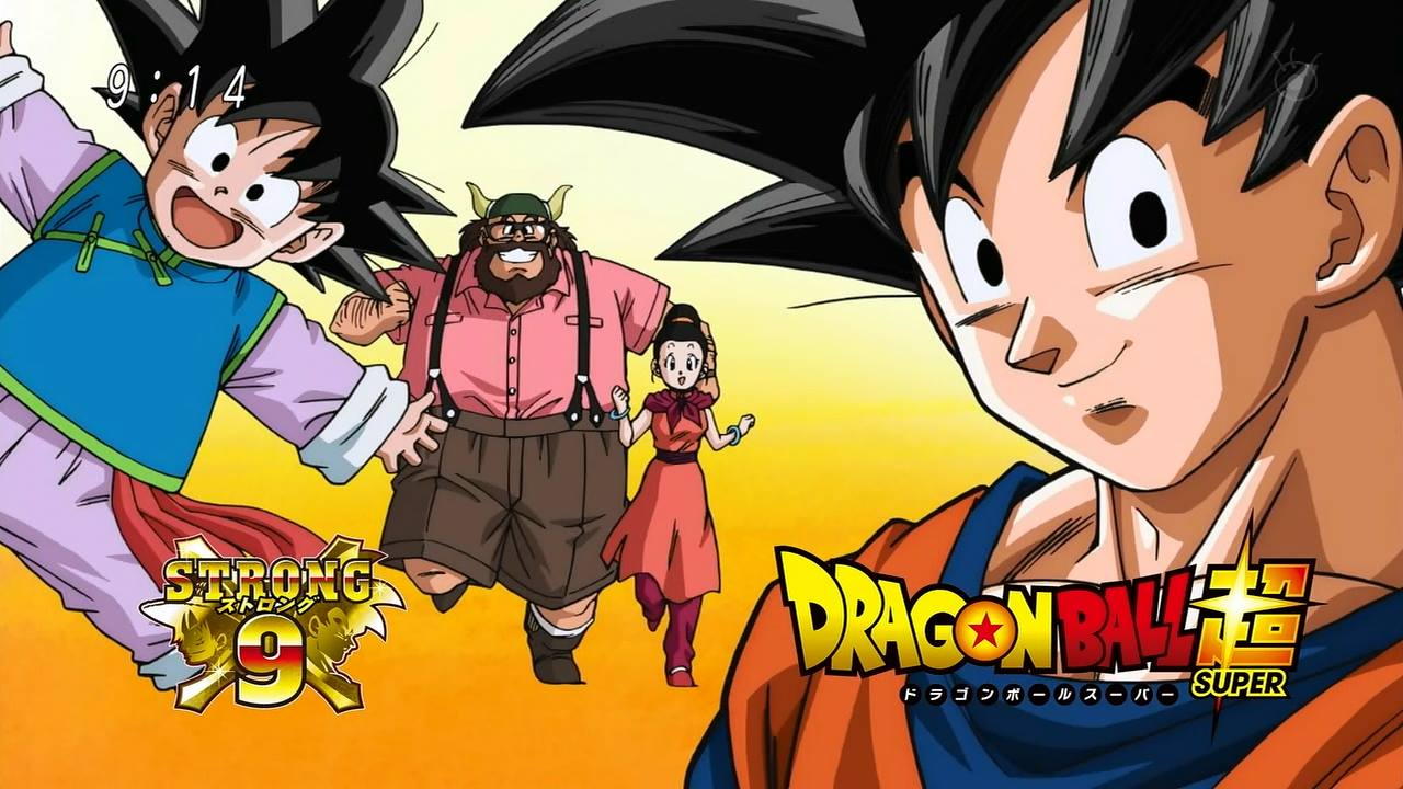 Openings y Endings de Dragon Ball Super