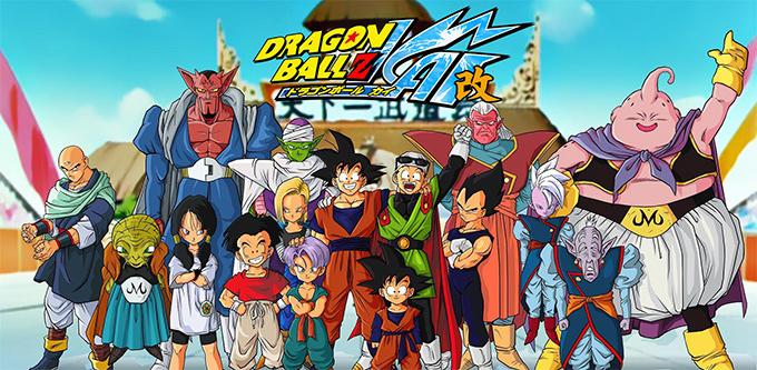 Confirmado el doblaje de Dragon Ball Z Kai (Saga de Majin Boo) a Español Latino