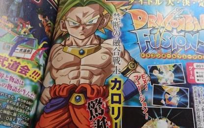 Dragon Ball Fusiones:Karoly, la fusión de Kakarotto(Goku) y Broli