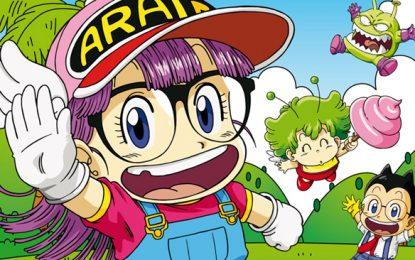 Arale vuelve al Universo de Dragon Ball en Dragon Ball Super