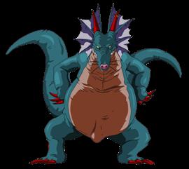 Dragón de 7 estrellas Chih Shenron