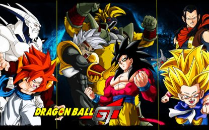 Dragon Ball GT regresa a México a través de Canal 5 de Televisa