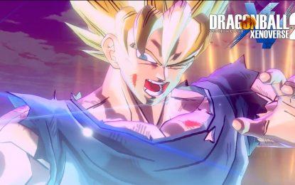 Dragon Ball Xenoverse 2 llegará el 25 de Octubre