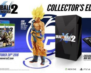 Nuevas características en las ediciones de Dragon Ball Xenoverse 2