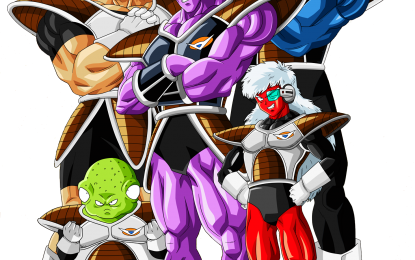 Equipos de Combate en Dragon Ball