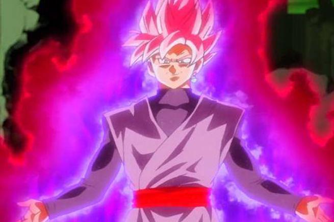 El origen del Super Saiyajin Rose