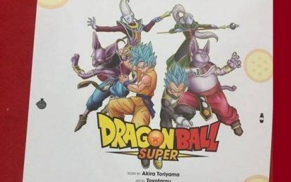 Dragon Ball Super tendrá nuevo logo