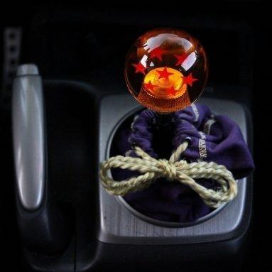 Palanca de cambios de Dragon Ball
