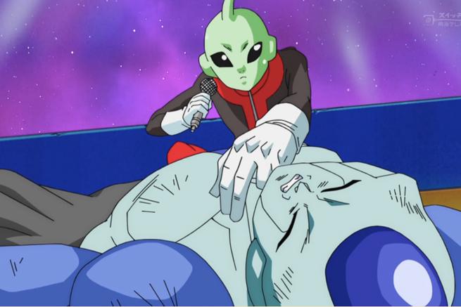 Fallecé Kazunari Tanaka voz del referí del Torneo Universal de Dragon Ball Super
