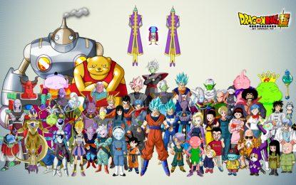 Dragon Ball Súper llegará a Latinoamérica a partir del próximo 5 de Agosto a través de Cartoon Network