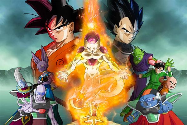 México se prepara para el estreno de Dragon Ball Z La Resurrección de Freezer