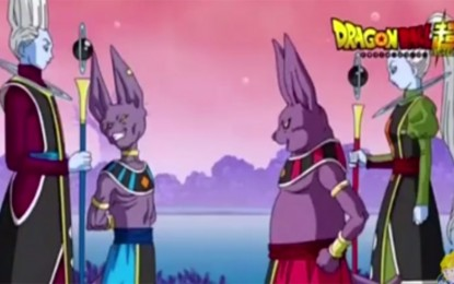 Revelado el Segundo Trailer de Dragon Ball Super