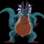 Chi Shen Ron - Dragón de 7 Estrellas
