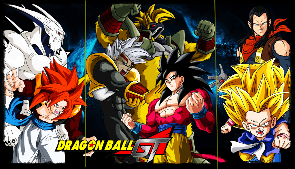 Dragon Ball GT:La extensión del final