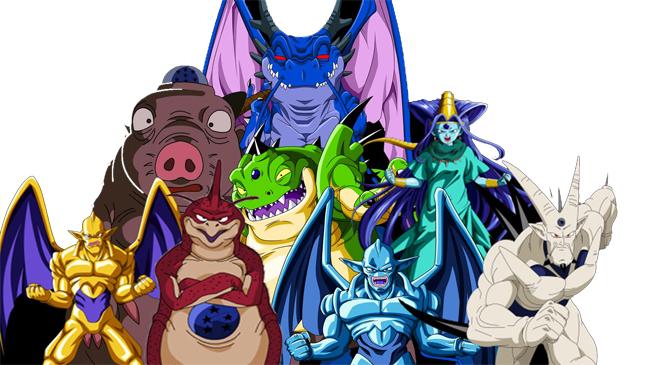 Dragones Malignos