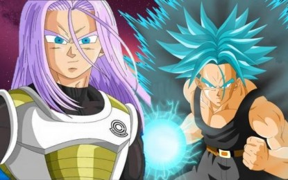 Trunks del Futuro reaparecería en Dragon Ball Super