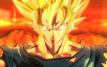 Nuevo Trailer Oficial de Dragon Ball Xenoverse 2