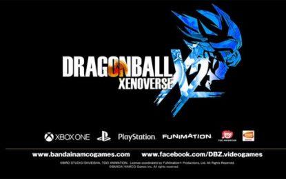 Namco Bandai anuncia un Live Stream sobre Dragon Ball Xenoverse 2 para este 13 de Octubre