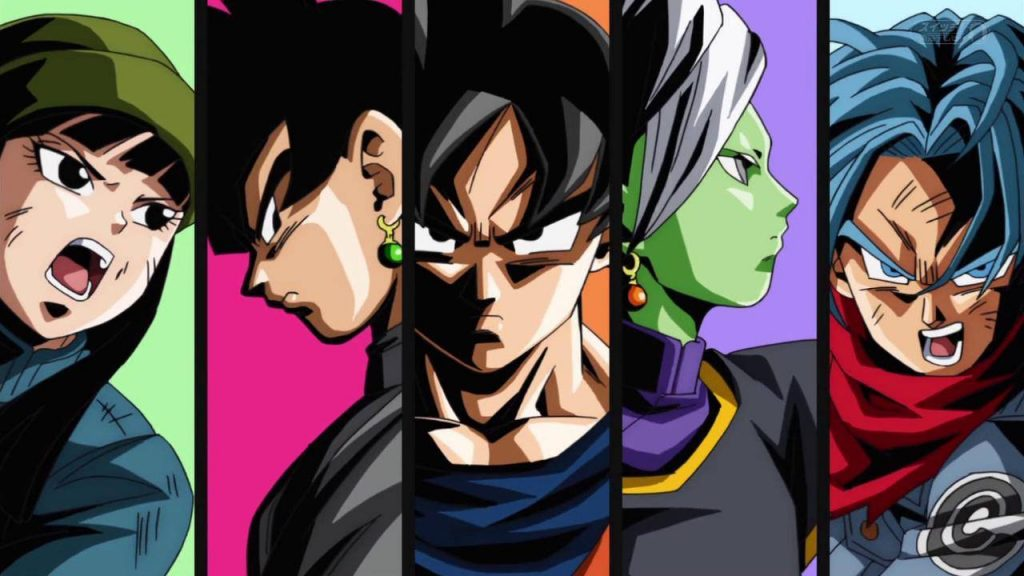 Saga de Black Goku