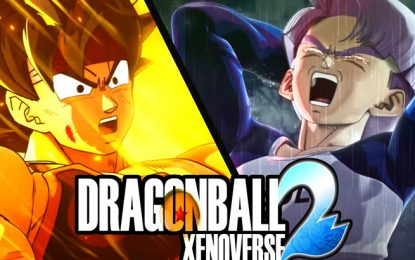 Dragon Ball Xenoverse 2 estrena nuevo trailer