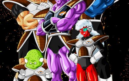 Equipos de Combate en Dragon Ball