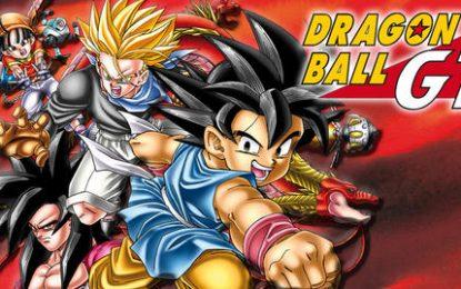 El regreso de Dragon Ball GT a México fue todo un éxito