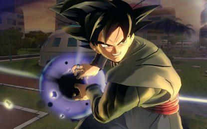 Primeras imágenes de Black Goku en Dragon Ball Xenoverse 2
