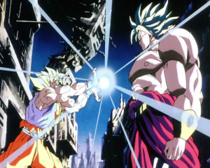 El Regreso de Broly a Dragon Ball Super