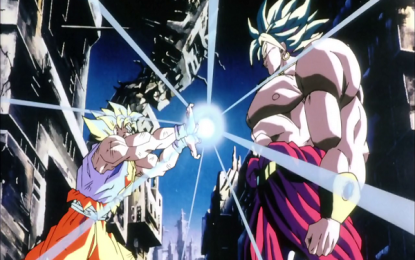 El Regreso de Broly a Dragon Ball Super