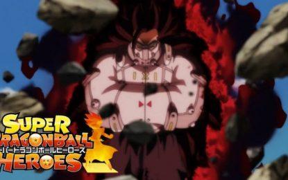 Dragon Ball Heroes Capitulo 2: Gokú entra en modo Berserk! La locura del Saiyajin Malvado